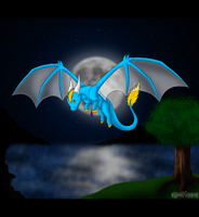 .:CO:. Moonlight Flight by ShadowXEyenoom