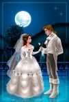Belle and the Prince's Wedding by manony