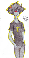 Sollux Captor by SGTCTOINFINITY