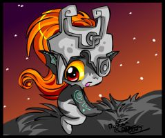 Chibi Midna by th351