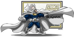 SUPERs MDMs_Bugman by luisernesto