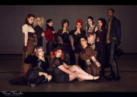 Group steampunk by myoppa-creation