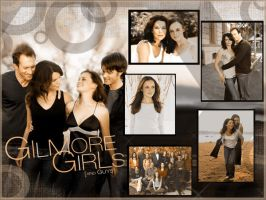 Gilmore Girls by Tappsy