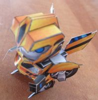 Bumblebee Cradle by aim11