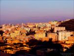 Sunset in Genova 2 by FrancescaDelfino
