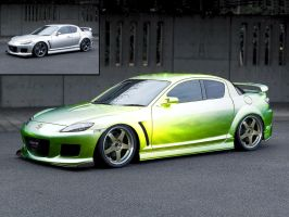 A devious RX-8 by ddvs1