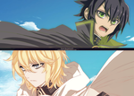 Seraph of the end :colo: by Karoku-k