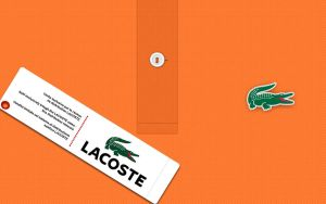 Lacoste Polo by Mrbrt27