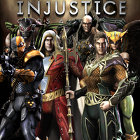 Injustice Characters 13-18 by BatNight768