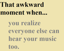 That Awkward Moment.... by xDeathsGirlx