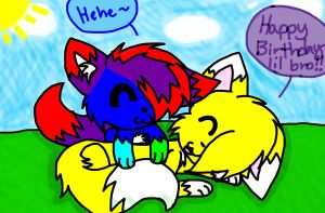 Happy B-Day Kaduchi X3 by shadamylover56