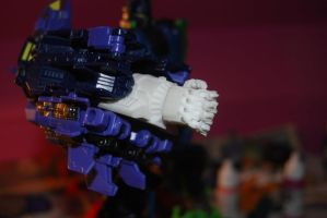 W.I.P Bruticus by Shenron-Customs