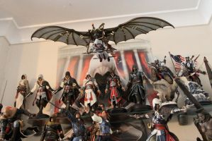 Assassin's Creed Brotherhood Ezio Flying Machine. by Joker-laugh