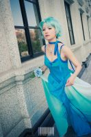 Princess Mercury by UchihaSayaka