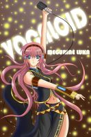 Megurine Luka by Raynear