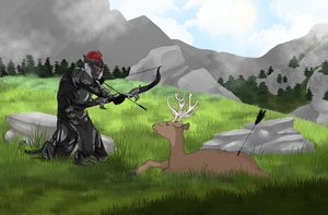 Today, we hunt by RapassWave