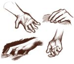 Hand Study by cafe-lalonde
