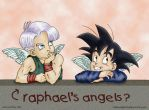 Raphael's Angels by Hollyberry52