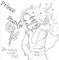 Prince Peasly by Reepicheep-chan