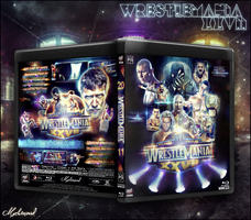 WWE Wrestlemania XXVII Cover by P-r-o-G-f-x