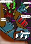 The Data wolf's pg17 by pd123sonic