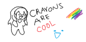 CRAYONS FTW by BubblySkies