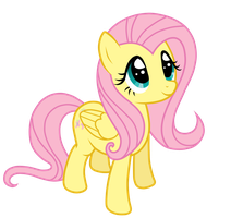 Cute Fluttershy by JennieOo