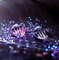 Glitter and glamour by Pamba