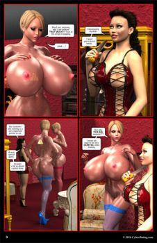 The Dolls Of The Mistress - Page 3 by TheInflater