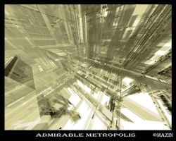 ADMIRABLE METROPOLIS by SudanatorG1