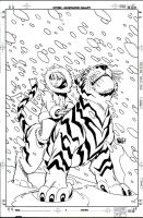 LIONS, TIGERS AND BEARS by Wieringo