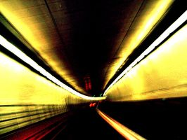 Tunnel Vision by Exentrique