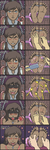 Korra's Methodical Tickle Torture Captivity Color by Caroos-Dungeon