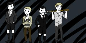 Kid!BBC Sherlock by kakaleng1