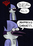 ADVANCED DARKNESS by LotusTheKat