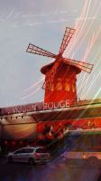 Moulin Rouge by favouriteflavor