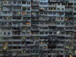 Hong Kong by night by Sobriquetism
