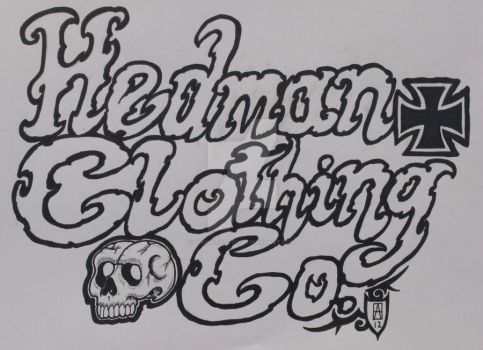 Hedman Clothing Co. 11 by vikingtattoo