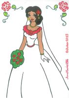 Noemi The Latino Bride by AnneMarie1986