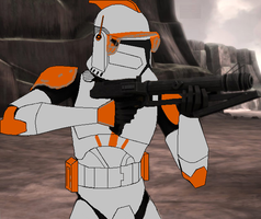 Commander Cody by Sonny007