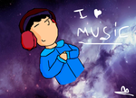 Another guy who likes music by matt782000