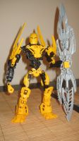 Mata Nui REBORN by NickinAmerica