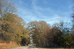 Country Road Background Stock Photo 0105 by annamae22