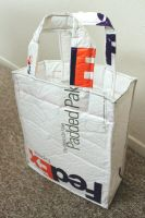 FedEx Envelope Shopping Tote by taho