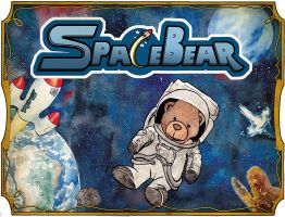 SpaceBear by andresjsalazar