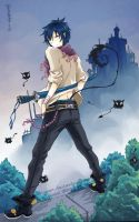 Blue exorcist: No Escape by YumeFukurou