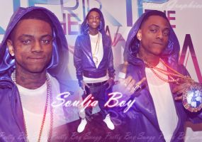 Soulja Boy Tell em by SlicedGraphics