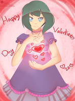 Happy Valentines 2013 by Miss-Sheepy