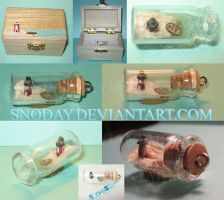 Beach in a bottle by snoday