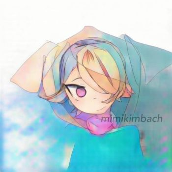 Paintschainer OC:Mouseboy by mimikimb